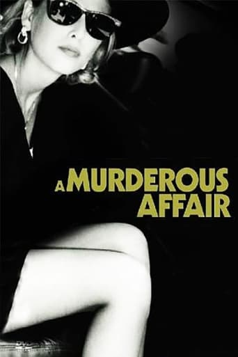 A Murderous Affair: The Carolyn Warmus Story poster