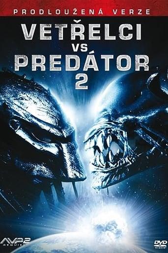 Poster of Vetřelci vs. Predátor 2
