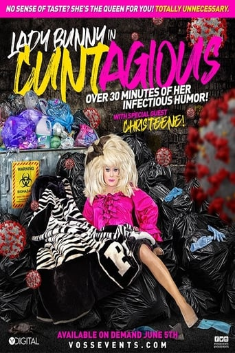 Poster of Lady Bunny in Cuntagious