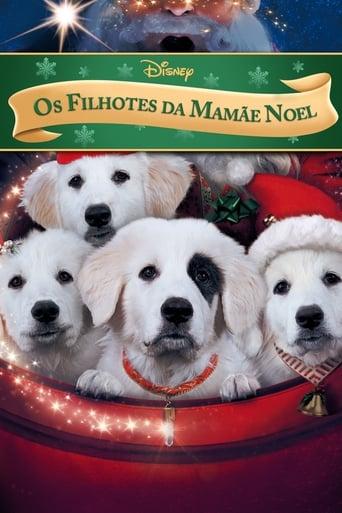 Poster of Santa Paws 2: The Santa Pups