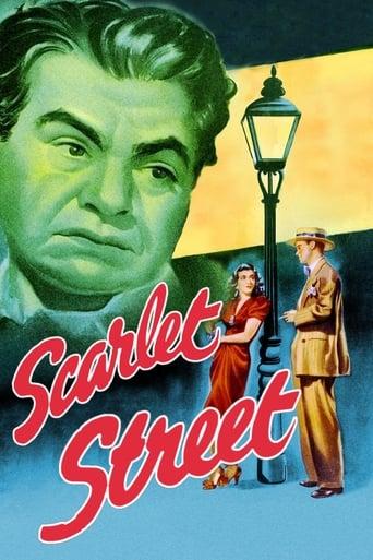 Poster of Scarlet Street