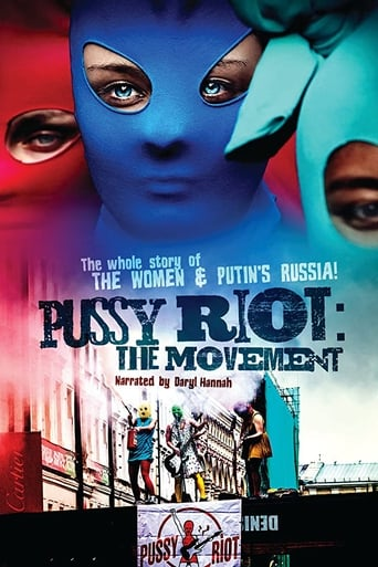 Poster of Pussy Riot: The Movement