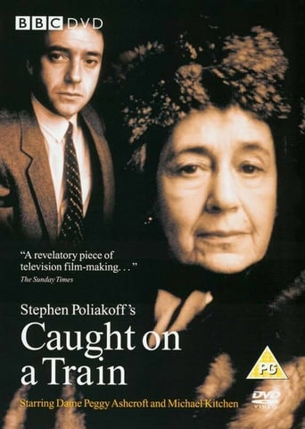 Poster of Caught on a Train
