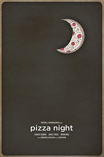 Poster of Pizza Night