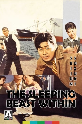 Poster of The Sleeping Beast Within