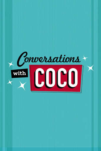 Poster of Conversations with Coco