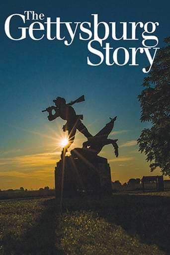 The Gettysburg Story poster