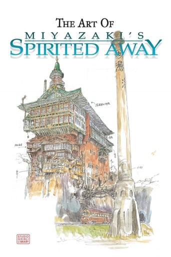 Poster of The Art of 'Spirited Away'