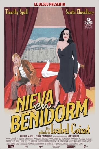 Poster of It Snows in Benidorm