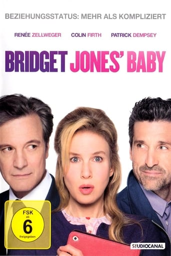 Filmplakat von Bridget Jones' Baby