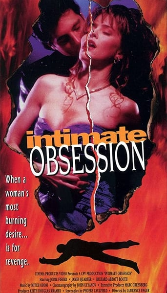 Poster of Intimate Obsession