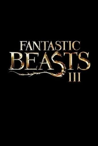Poster of Fantastic Beasts 3