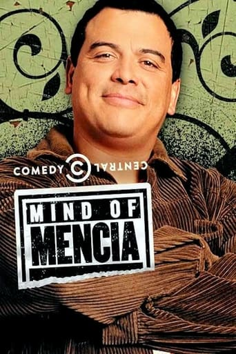 Poster of Mind of Mencia