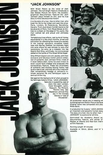 Poster of Jack Johnson