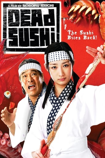 Poster of Dead Sushi