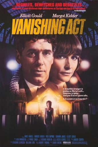 Poster of Vanishing Act