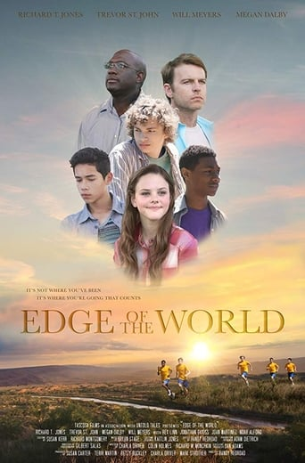 Poster of Edge of the World
