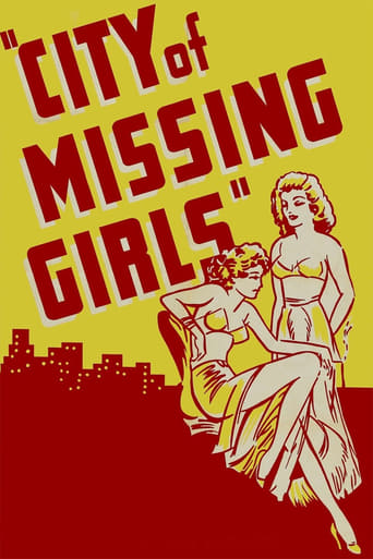 Poster of City of Missing Girls