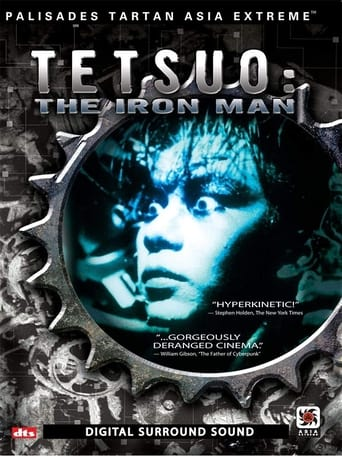 Poster of Tetsuo: The Iron Man