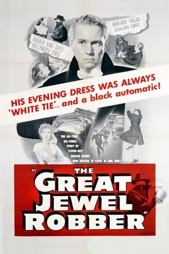 Poster of The Great Jewel Robber
