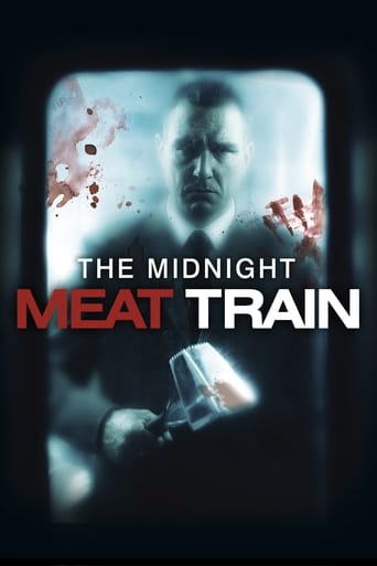 Poster of The Midnight Meat Train