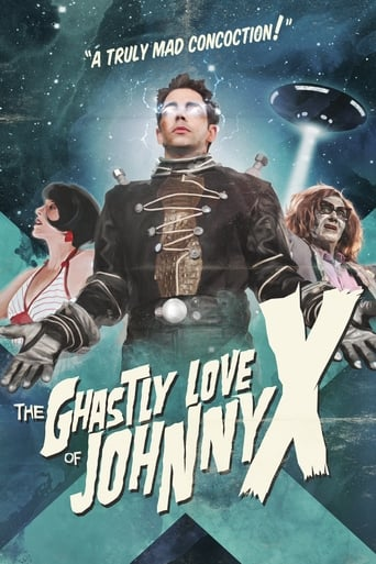 Poster of The Ghastly Love of Johnny X