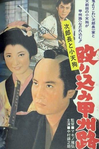 Poster of A Revengeful Raid