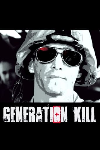 Poster of Generation Kill