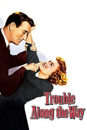 Poster of Trouble Along the Way