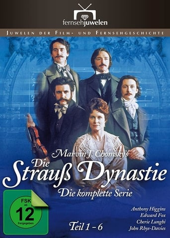 The Strauss Dynasty poster