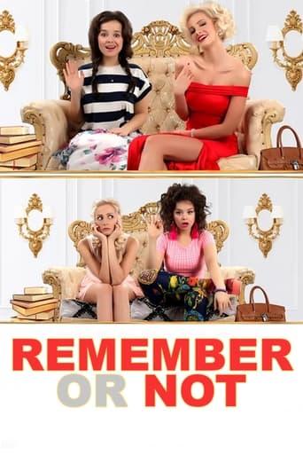 Poster of I Remember - I Don't Remember!