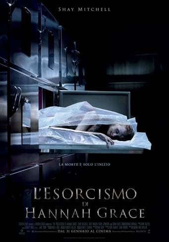 Poster of L'esorcismo di Hannah Grace