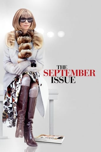 Poster of The September Issue