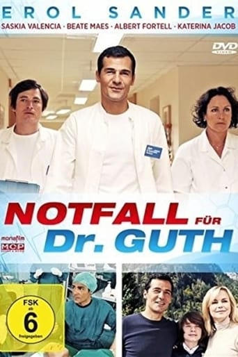 Poster of Die Alpenklinik - Notfall für Dr. Guth