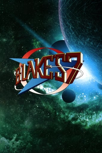 Poster of Blake's 7