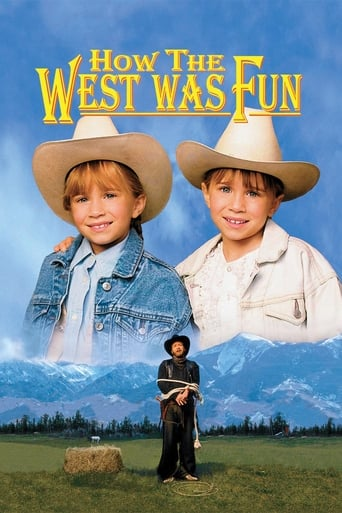 How The West Was Fun poster