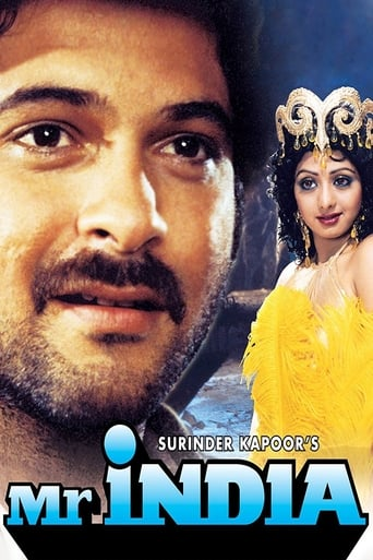 Poster of Mr. India