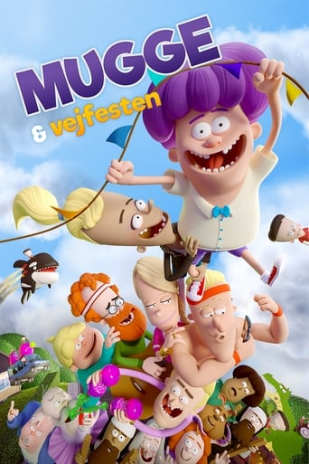 Poster of Monty and the Street Party