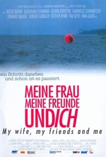 Poster of Meine Frau, meine Freunde und ich