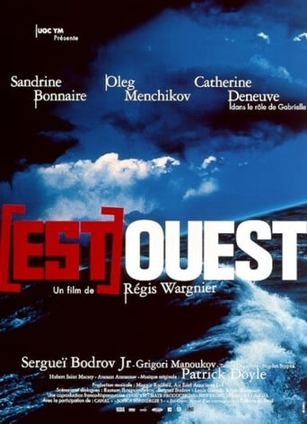 Poster of East/West