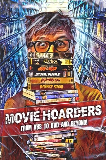 Poster of Movie Hoarders: From VHS to DVD and Beyond!
