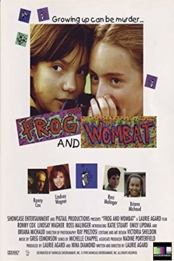 Poster of Frog and Wombat