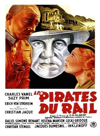 Poster of Les Pirates du rail