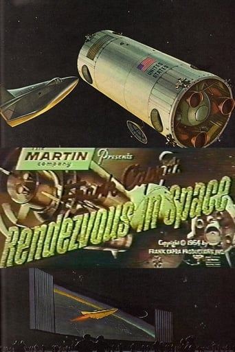 Poster of Rendezvous in Space