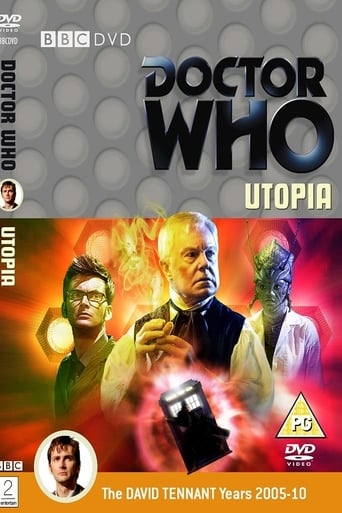 Poster of Doctor Who: Utopia