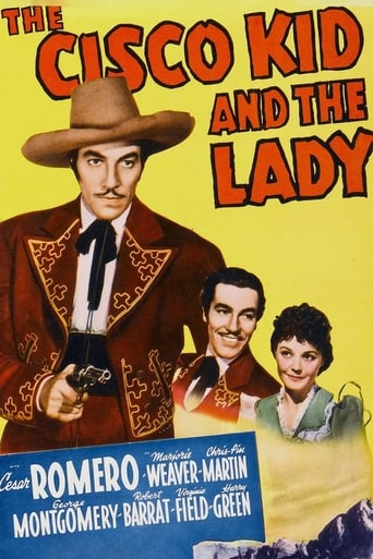 Poster of The Cisco Kid and the Lady