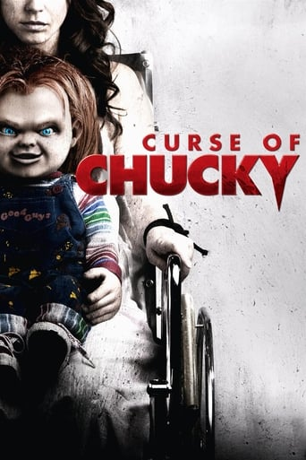 Poster of Curse of Chucky