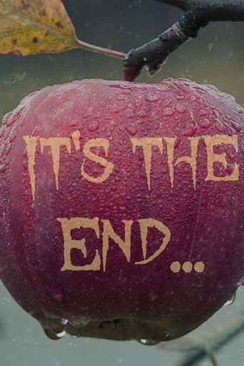 Poster of It's The End