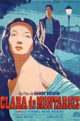 Poster of Clara de Montargis