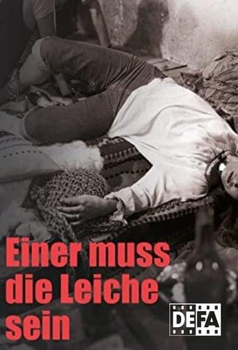 Poster of Einer muß die Leiche sein
